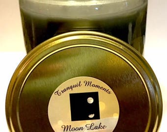 Moon Lake Musk - A deep yet balanced musk with notes of fern and orris that add to the musk flower and woody base notes.