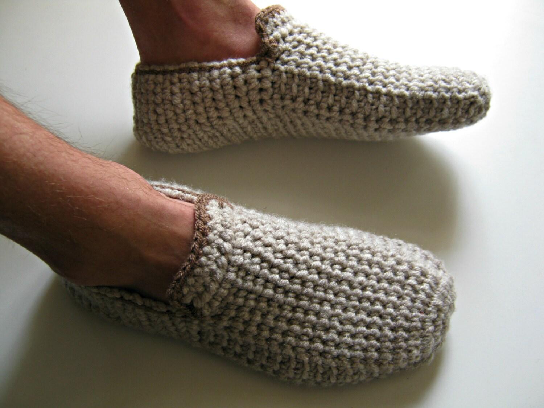 Zapatillas zapatos de la casa Crochet zapatos mocasines de
