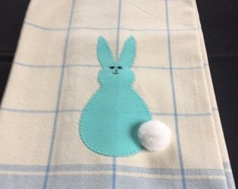 Easter Tea Towel, dish towel