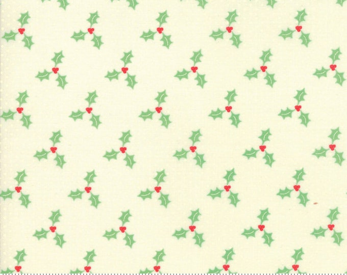 Swell Christmas Cream 31126 21 by Urban Chiks for Moda Fabrics
