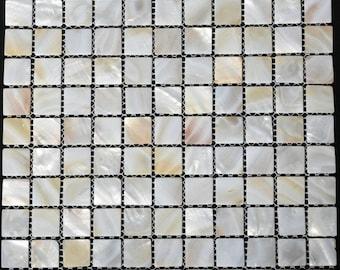 Mother of pearl fresh sea shell mosaic MOP001 kitchen backsplash wall tiles bathroom flooring white pearl shell mosaic