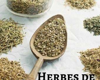 Herbs de Provence 4oz - 12oz