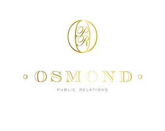 Professional Logo, Custom Logo Design, Business Logo, Monogram Logo, Modern Logo, Business Branding, PR Logo, Classy Logo