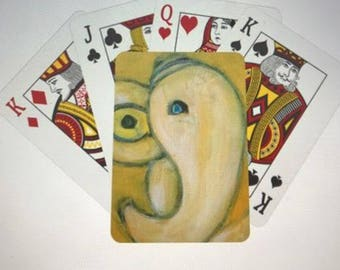 Ganesha Playing Cards