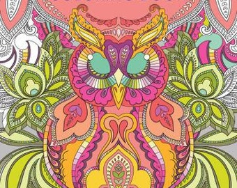 Tula Pink Coloring Book - Softcover S0476