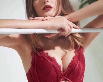 Isabella Push-up Contour Bra & panty set