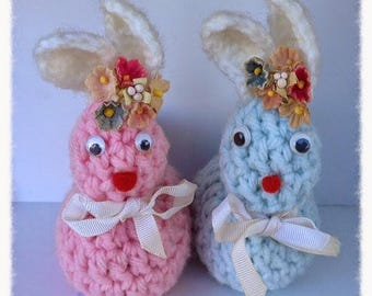Easter Decoration vintage Egg Cosies TVAT