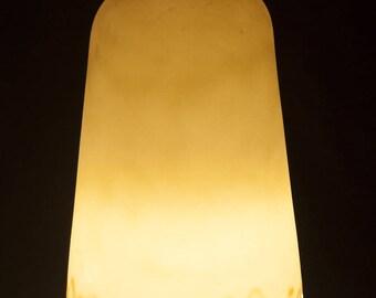 Translucent porcelain ceiling lights