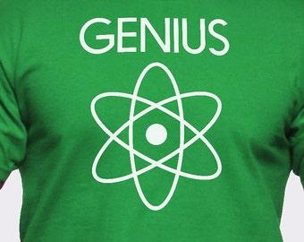 Genius Molecule T-Shirt