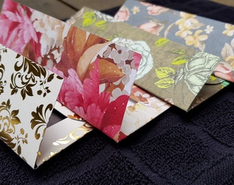 Luxury Gift Card and Envelope set
