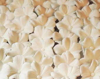 Flowers Sugarcraft (by 100 pc.) On Sale