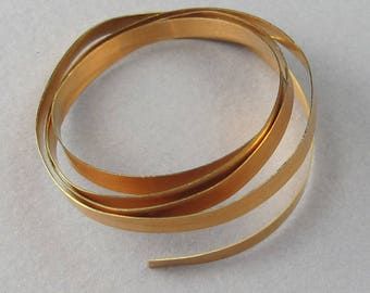 Copper Bezel Wire 3/16""