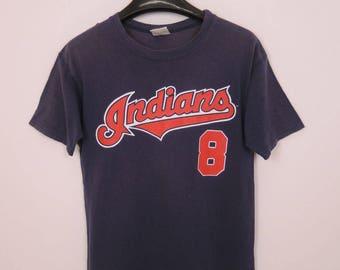 Vintage Indians No 8 Belle T-Shirt