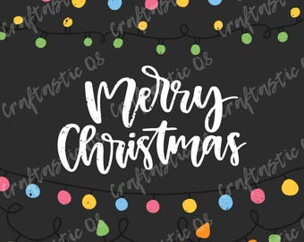 Christmas Card ***INSTANT DOWNLOAD***