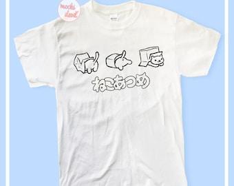 Neko Atsume - Cat T-Shirt