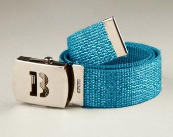 Girls Belts- SPARKLE belts- Toddler belts- Childrens belts- Custom buckle Initial belt