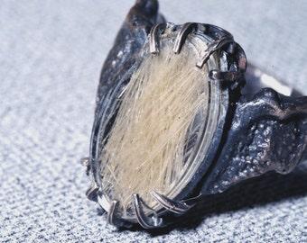 Isabel's Curse Bat ring