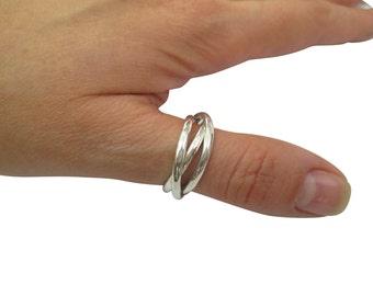 Russian wedding ring Etsy