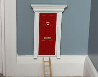 Fairy Door Cherry Red gift for girls