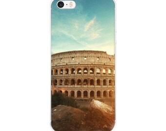 Colosseo Coliseum Roman Coliseum Wanderlust iPhone Case