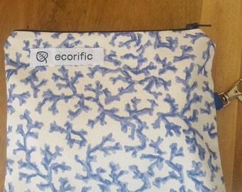 Zero waste, Zipper pouch, 3 Produce bags, market bags