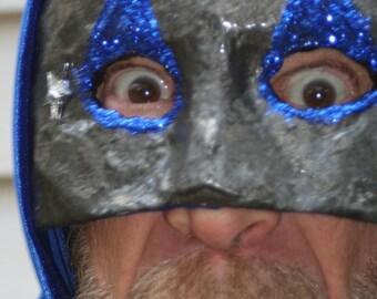 Hooded Halloween mask