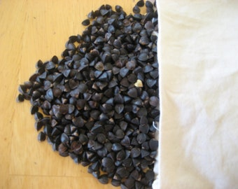"""8 1/2"""" X 8 1/2"""" - Whole Buckwheat Seed Heat/Cold Therapy Bag"""