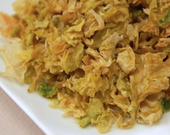 Dried White Cabbage