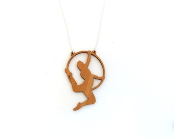 Aerialist Necklace