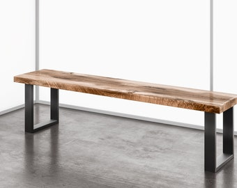 FREE SHIPPING! Reclaimed Wood Bench