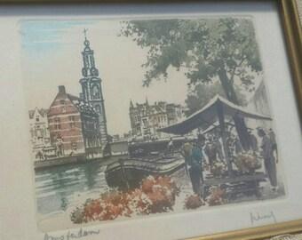 Amsterdam by Ernst Linck