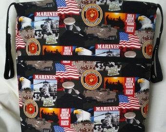 US Marines Wheelchair Bag