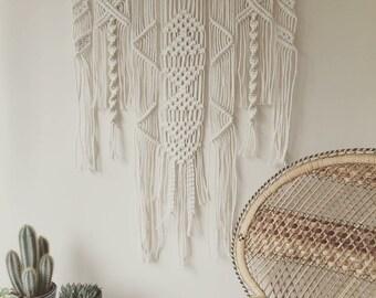 Large Aztec Macrame Hanging