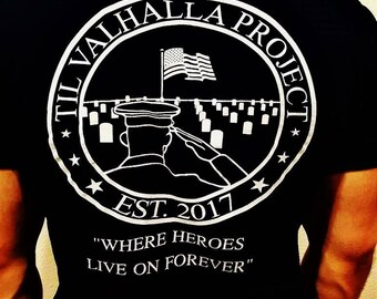 Where Heroes Live On Forever