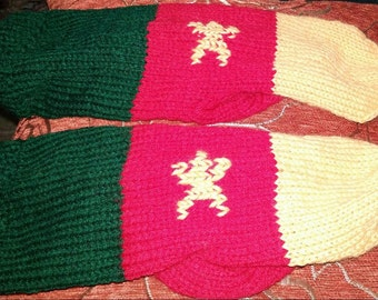 Socks flag Cameroon woman one size fits all