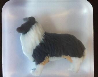 Shetland Sheepdog Soap