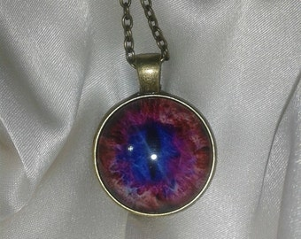FLASH SALE!!!-Cat's Eye Pendant in Four Colors
