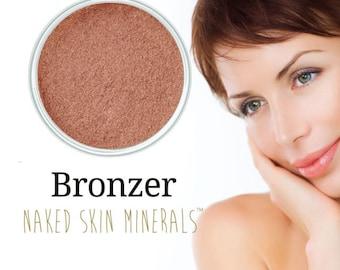Naked Skin Mineral Makeup Bronzer 10ml (3g) by NCinc.