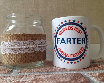Father's Day gift, fathers gift, Father's Day mug, fathers birthday gift, Father's Day