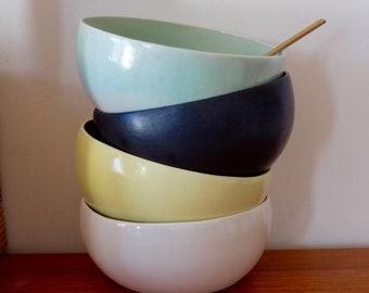 Design porcelain bowl, oval, Bobol oval