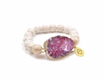 Magenta Dreamscape Bracelet
