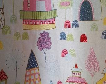 Cute curtains design Saga by Charlotta Sandberg for Sandberg Sweden.