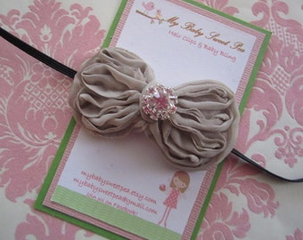 Baby headbands - infant headbands - girl headbands