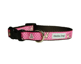 Frenchie Pup Collar *FREE SHIPPING*