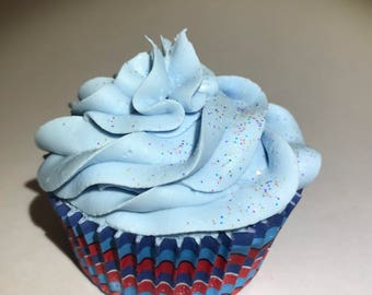 Fierce Cupcake Bath Bomb
