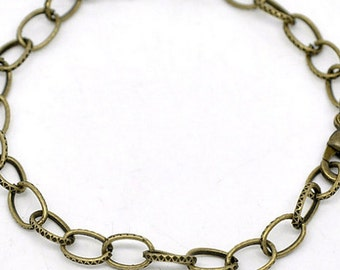 ADD ON Chain Bracelet for CHARMS