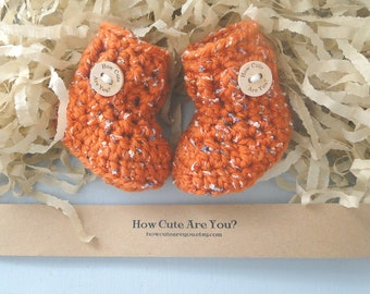 October, November, Fall, Pregnancy Announcement,  to Grandparents, Baby Announcement, Daddy Reveal, BOOTIES IN A BOX®, Ready to Ship