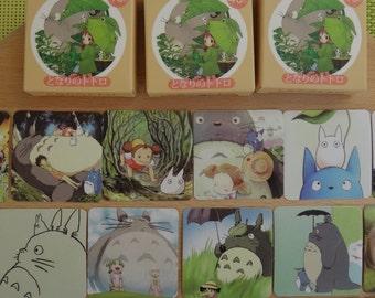 Kawaii Totoro Flake Stickers Pack 46pcs