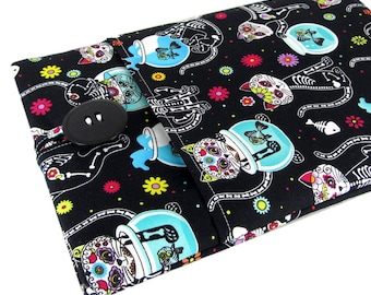 Day Of The Dead Kindle Case, Kindle Paperwhite Case, Kindle Paperwhite Cover, Kindle Cover, Kindle Voyage Case Kindle Paperwhite Sleeve