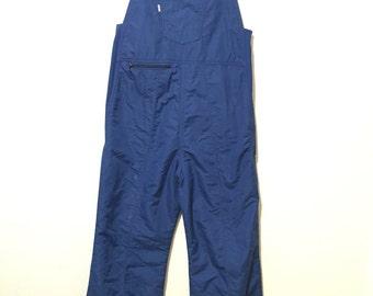 80's vintage ski levi's overall